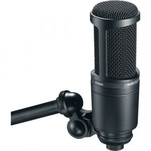 Shop Audio Technica AT2020 by AudioTrove