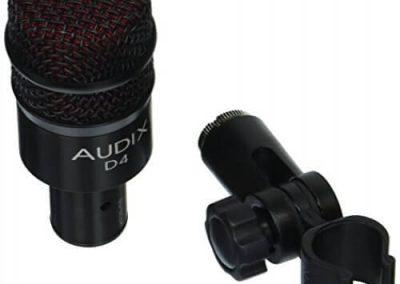 Audix D4 Microphone Buy in Australia