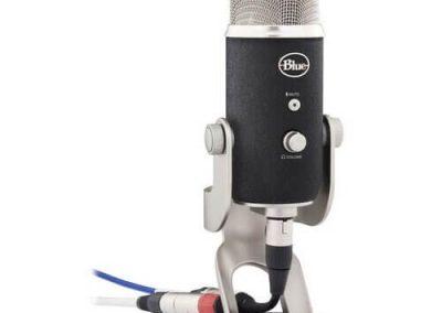 Blue Yeti Pro Condenser Microphone Australia