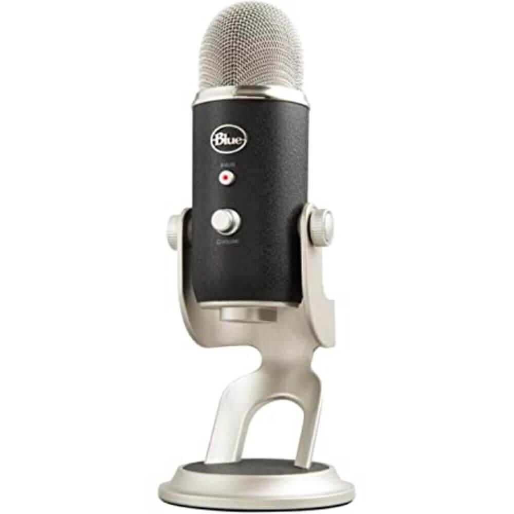 Blue Yeti Pro USB Condenser Microphone by Audio Trove